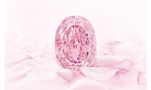 Diamant rose vendu à 22 millions d'euros
