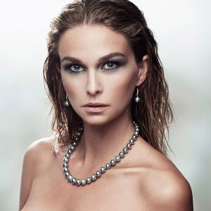 Tahitiperlen Halskette