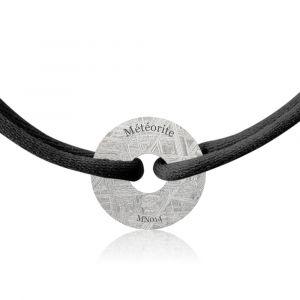 Constellation meteorite bracelet