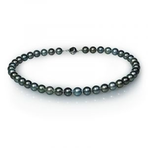 Collier perle noire de Tahiti