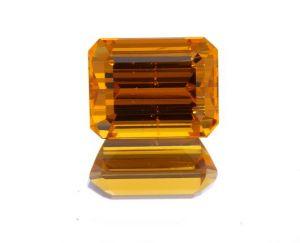 Granat Mandarin 3,89ct