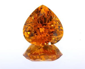 Granat Mandarin 6,98ct