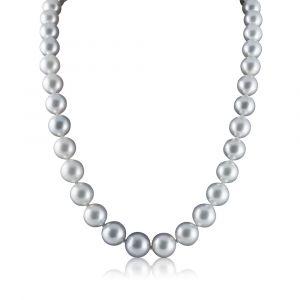 Silver white South Sea pearl Necklace