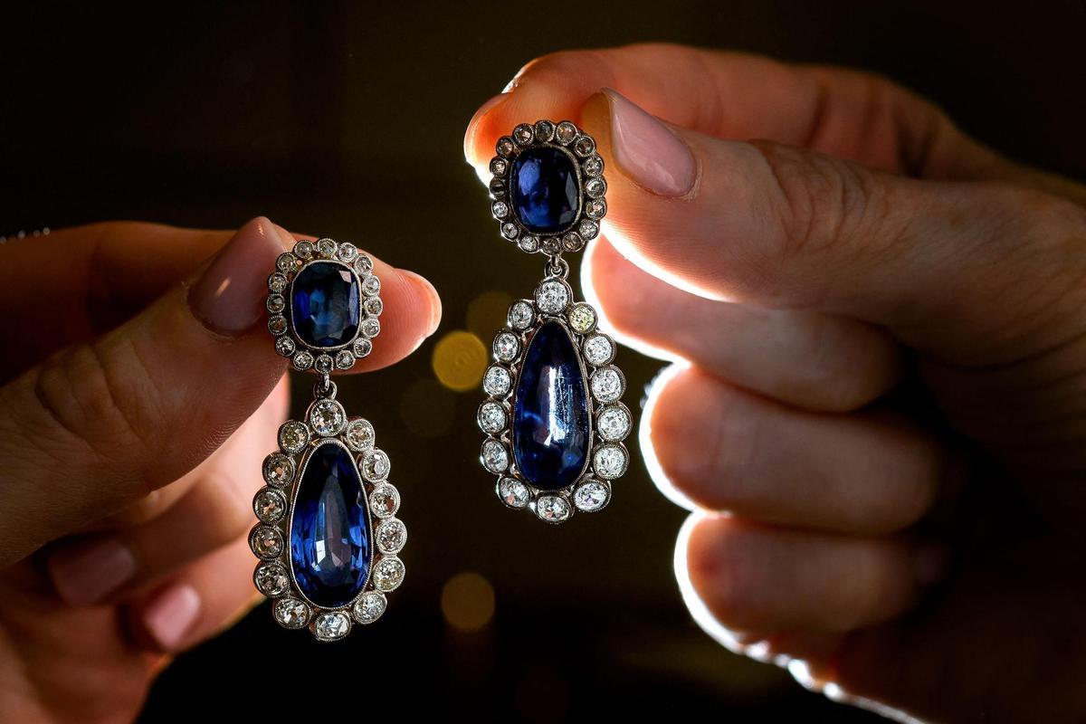 Genève - Des bijoux de la fille de Napoléon vendus 1,5 million de francs